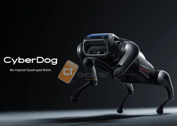 tin tuc robot cyberdog 1