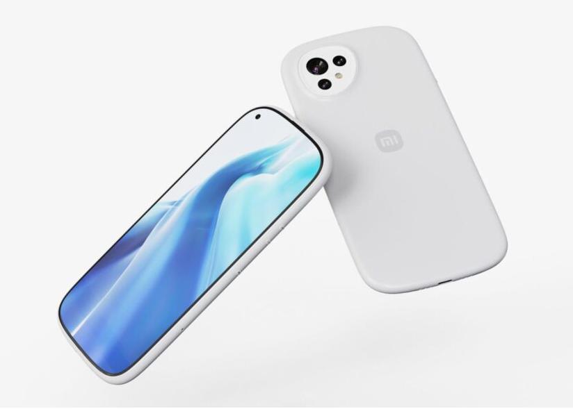 xiaomi minimal phone concept 2